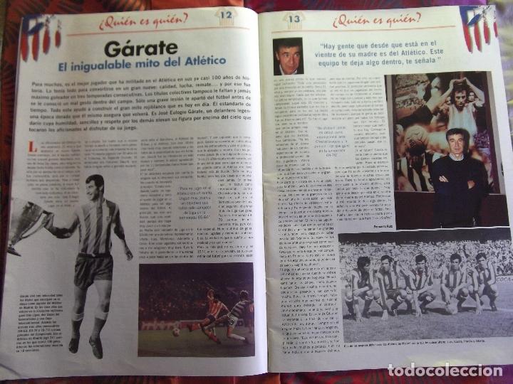 Coleccionismo deportivo: AFICION ATLETICA-V60-Nº8-2002-36 PAGINAS-POSTERS-AGUILERA-OVEJERO-SERGI - Foto 10 - 175795378