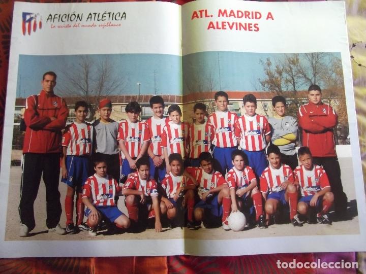 Coleccionismo deportivo: AFICION ATLETICA-V60-Nº15-2002-36 PAG.-POSTERS-VIERI-JAVI MORENO-SABAS-ESCUDERO-GARATE-AT.47-48 - Foto 10 - 175796523