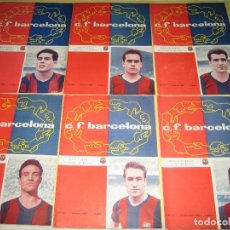 Coleccionismo deportivo: LOTE DE 14 REVISTAS - AÑOS 1958-59 - VER FOTOS. Lote 175868433