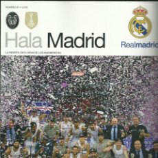 Coleccionismo deportivo: REVISTA. HALA MADRID Nº 67. REAL MADRID. Lote 177428914