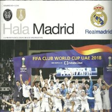 Coleccionismo deportivo: REVISTA. HALA MADRID Nº 69. REAL MADRID. Lote 177428950