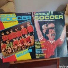 Coleccionismo deportivo: EUROCOPA 1980. WORL SOCCER.. Lote 178589955