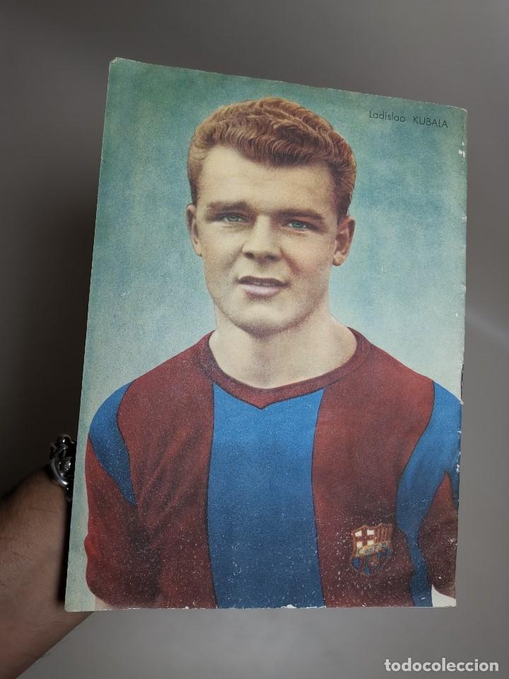 Coleccionismo deportivo: REVISTA - BOLETIN - C.F. BARCELONA 1952-53 - CON PASAPORTE A LA FAMA --FICHAS DE LOS JUGADORES - Foto 4 - 178650682