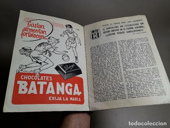 Coleccionismo deportivo: REVISTA - BOLETIN - C.F. BARCELONA 1952-53 - CON PASAPORTE A LA FAMA --FICHAS DE LOS JUGADORES - Foto 5 - 178650682