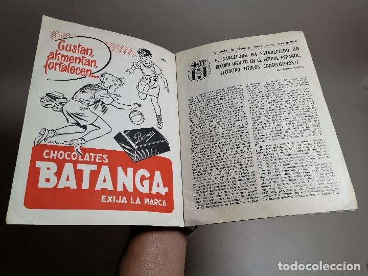 Coleccionismo deportivo: REVISTA - BOLETIN - C.F. BARCELONA 1952-53 - CON PASAPORTE A LA FAMA --FICHAS DE LOS JUGADORES - Foto 6 - 178650682