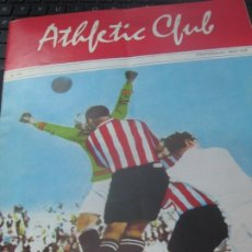 Coleccionismo deportivo: REVISTA ATHLETIC CLUB DE BILBAO N° 30 TEMPORADAS 1934/1936. Lote 178779430