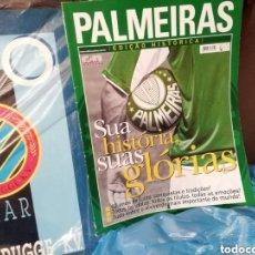 Coleccionismo deportivo: REVISTA PALMEIRAS BRASIL. 90AÑOS. SU HISTORIA Y SUS GLORIAS.. Lote 178951858