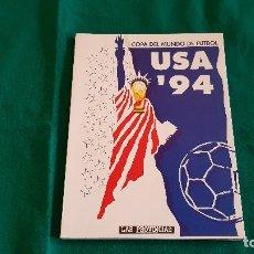 Coleccionismo deportivo: COPA DEL MUNDO FUTBOL USA'94 LAS PROVINCIAS USA 94. Lote 179388871