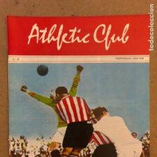 Coleccionismo deportivo: HISTORIA DEL ATHLETIC CLUB. FASCÍCULO N° 30 (TEMPORADA 34/36). EL FIN DE UNA ERA LEGENDARIA.. Lote 180149232