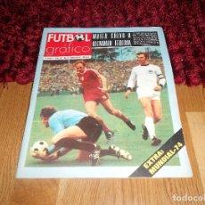 Coleccionismo deportivo: REVISTA FUTBOL GRAFICO - NUMERO 47 - EXTRA MUNDIAL 74 - BUEN ESTADO. Lote 182254260