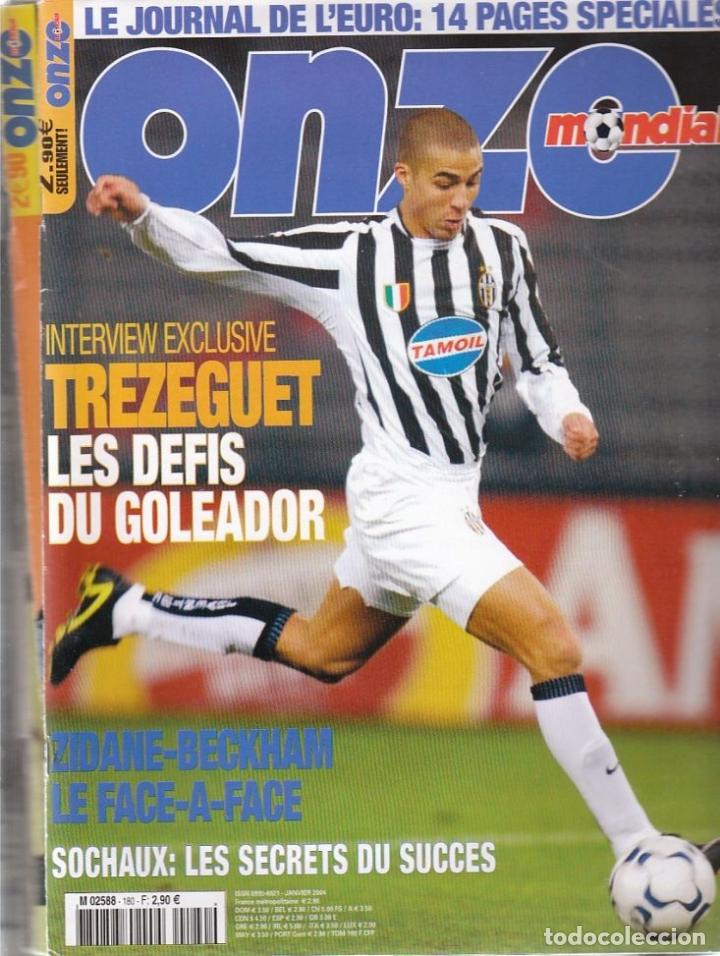 ONZE MONDIAL AÑO COMPLETO 2004 (Coleccionismo Deportivo - Revistas y Periódicos - otros Fútbol)