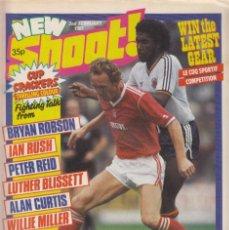 Coleccionismo deportivo: SHOOT 02-02-1985. Lote 287883623