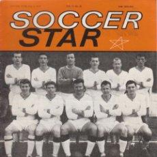 Coleccionismo deportivo: SOCCER STAR 03-07-1964. Lote 182448057