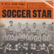 Coleccionismo deportivo: SOCCER STAR 03-10-1959. Lote 182448060