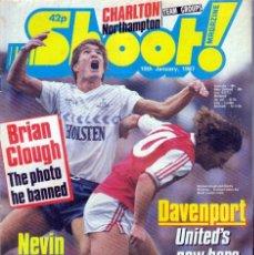 Coleccionismo deportivo: SHOOT 10-01-1987. Lote 287883653