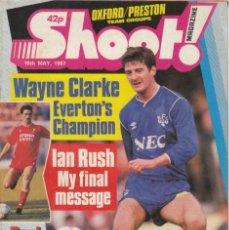 Coleccionismo deportivo: SHOOT 16-05-1987. Lote 287883678