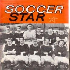 Coleccionismo deportivo: SOCCER STAR 06-07-1963. Lote 182448162