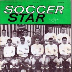 Coleccionismo deportivo: SOCCER STAR 06-10-1962. Lote 182448165
