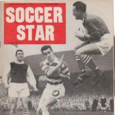 Coleccionismo deportivo: SOCCER STAR 07-10-1961. Lote 182448205