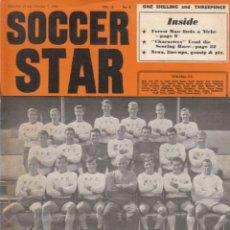Coleccionismo deportivo: SOCCER STAR 07-10-1966. Lote 182448515