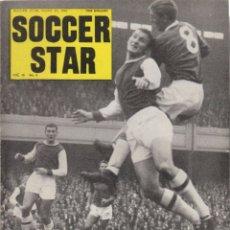 Coleccionismo deportivo: SOCCER STAR 21-10-1961. Lote 182449065