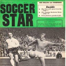 Coleccionismo deportivo: SOCCER STAR 23-06-1967. Lote 182449130