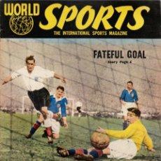 Coleccionismo deportivo: WORLD SPORTS FEBRERO 1953. Lote 182450221