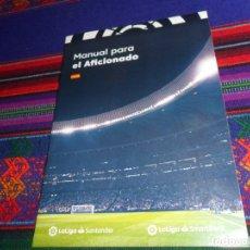Coleccionismo deportivo: MANUAL PARA EL AFICIONADO TEMPORADA 2019 2020. AFICIONES UNIDAS AFEPE. MUY BUEN ESTADO.. Lote 182744930