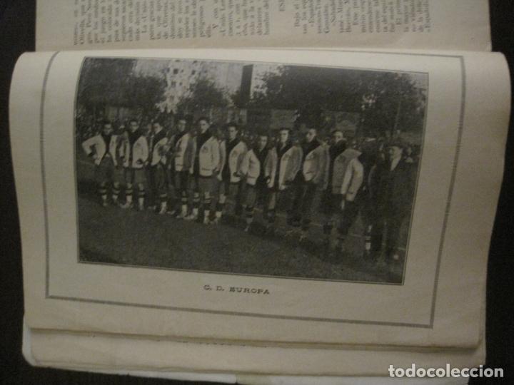 Coleccionismo deportivo: HISTORIA DEL CAMPEONATO DE FUTBOL DE CATALUÑA 1922 1923-CON FOTOGRAFIAS-VER FOTOS-(V-18.057) - Foto 9 - 182871472