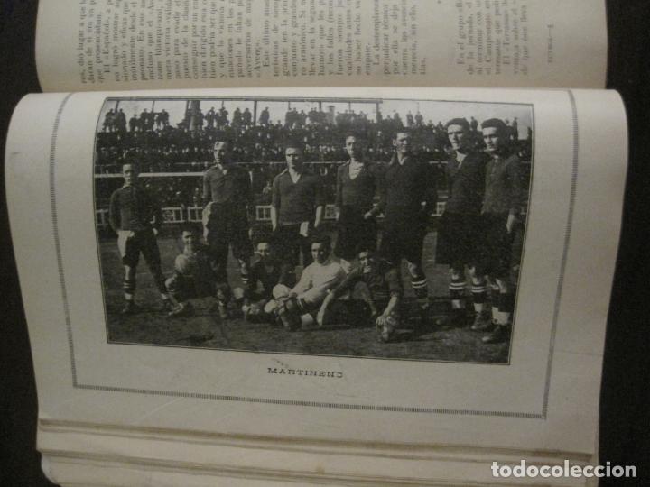 Coleccionismo deportivo: HISTORIA DEL CAMPEONATO DE FUTBOL DE CATALUÑA 1922 1923-CON FOTOGRAFIAS-VER FOTOS-(V-18.057) - Foto 13 - 182871472