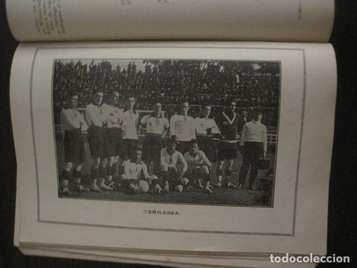 Coleccionismo deportivo: HISTORIA DEL CAMPEONATO DE FUTBOL DE CATALUÑA 1922 1923-CON FOTOGRAFIAS-VER FOTOS-(V-18.057) - Foto 14 - 182871472