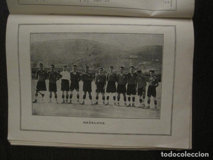 Coleccionismo deportivo: HISTORIA DEL CAMPEONATO DE FUTBOL DE CATALUÑA 1922 1923-CON FOTOGRAFIAS-VER FOTOS-(V-18.057) - Foto 16 - 182871472