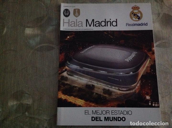 REVISTA: HALA MADRID. NUMERO 70. REAL MADRID. ACM (Coleccionismo Deportivo - Revistas y Periódicos - otros Fútbol)