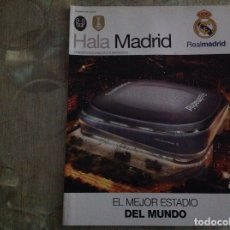 Coleccionismo deportivo: REVISTA: HALA MADRID. NUMERO 70. REAL MADRID. ACM. Lote 182987432