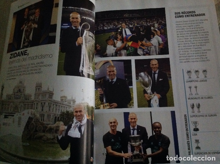 Coleccionismo deportivo: Revista: Hala Madrid. Numero 70. Real Madrid. Acm - Foto 2 - 182987432