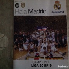 Coleccionismo deportivo: REVISTA: HALA MADRID. REAL MADRID. NUMERO 71.ACM. Lote 182987828