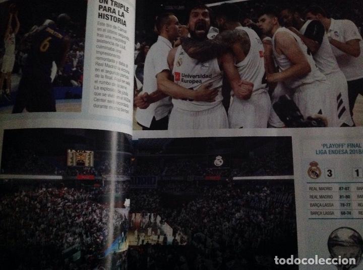 Coleccionismo deportivo: Revista: Hala Madrid. Real Madrid. Numero 71.acm - Foto 3 - 182987828
