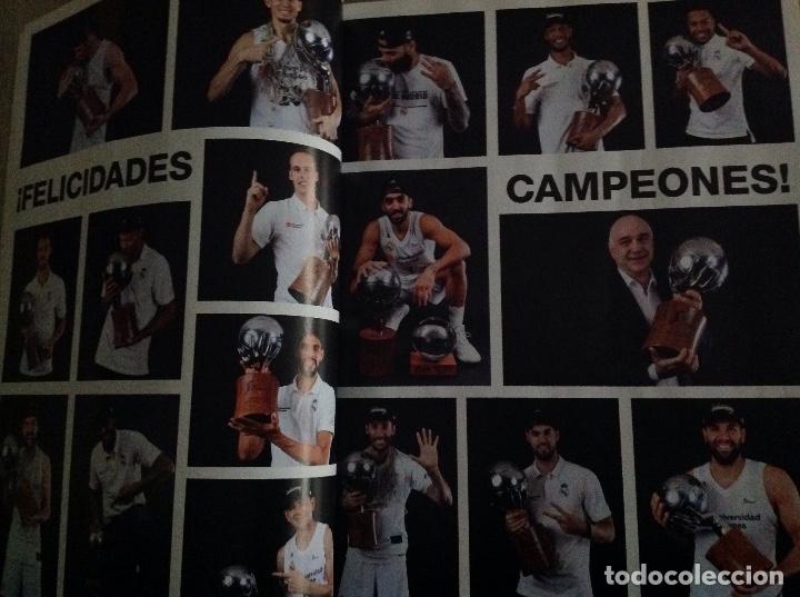 Coleccionismo deportivo: Revista: Hala Madrid. Real Madrid. Numero 71.acm - Foto 4 - 182987828
