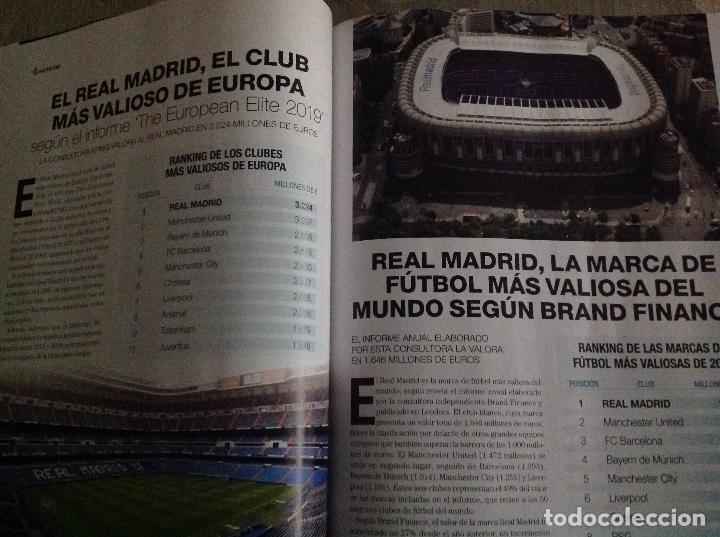 Coleccionismo deportivo: Revista: Hala Madrid. Real Madrid. Numero 71.acm - Foto 6 - 182987828