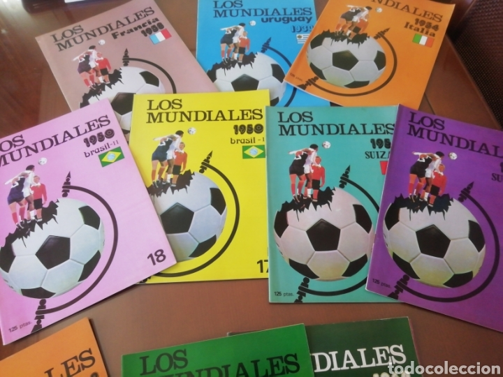 Coleccionismo deportivo: Mundiales de fútbol. Argentina 1978. 3 fasciculos numerados . - Foto 3 - 183170247