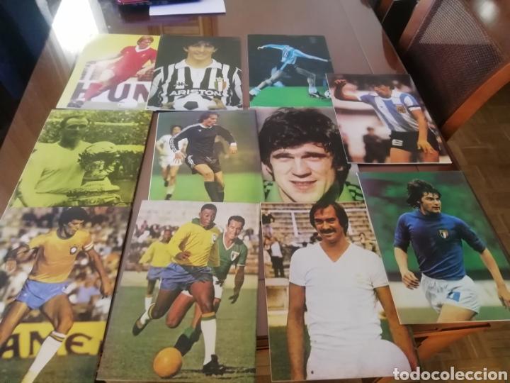 Coleccionismo deportivo: Mundiales de fútbol. Argentina 1978. 3 fasciculos numerados . - Foto 4 - 183170247