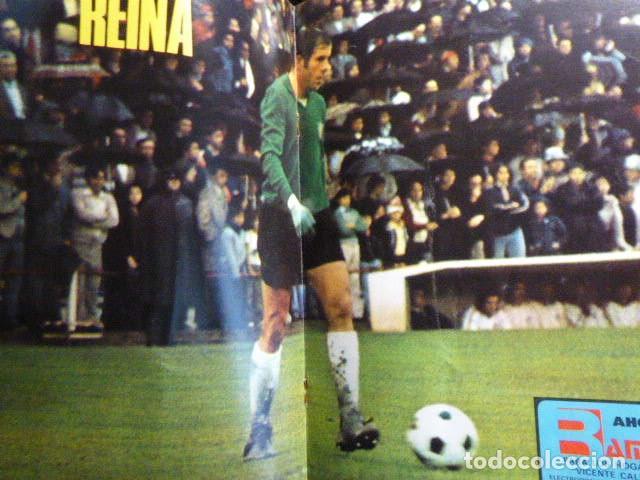 Coleccionismo deportivo: LOTE DE 13 REVISTAS DEL ATLETICO DE MADRID. AÑOS 70. LAS DE LAS FOTOS. - Foto 10 - 183541252