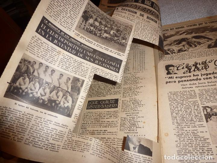 Coleccionismo deportivo: (LLL)OLIMPIA Nº: 21(3-2-53)BARÇA CAPIT.10,FIGURA:TERUEL,ESPAÑOL 2 R.MADRID 4,MALAGA 2 BARÇA 1 - Foto 8 - 183551098