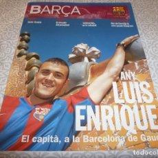 Coleccionismo deportivo: (LLL)F.C.BARCELONA Nº: 1(11-2002) POSTER SAVIOLA,ARTOLA Y OLMO,RECOPA BASILEA 1979. Lote 183644437