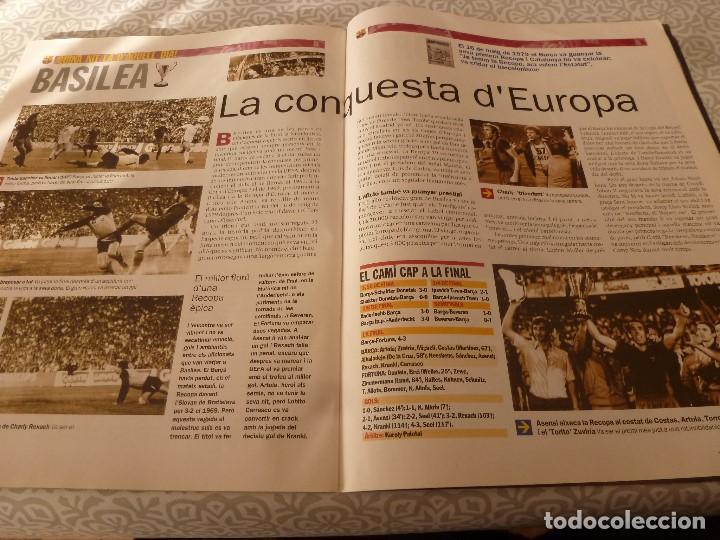 Coleccionismo deportivo: (LLL)F.C.BARCELONA Nº: 1(11-2002) POSTER SAVIOLA,ARTOLA Y OLMO,RECOPA BASILEA 1979 - Foto 4 - 183644437