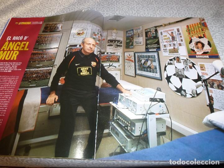 Coleccionismo deportivo: (LLL)F.C.BARCELONA Nº: 3(3-2003) POSTER SORIN,ANGEL MUR,KUBALA,HANSI KRANKL - Foto 3 - 183644748