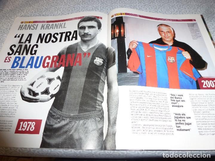 Coleccionismo deportivo: (LLL)F.C.BARCELONA Nº: 3(3-2003) POSTER SORIN,ANGEL MUR,KUBALA,HANSI KRANKL - Foto 4 - 183644748