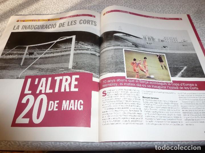 Coleccionismo deportivo: (LLL)F.C.BARCELONA Nº: 4(5-2003) POSTER OVERMARS,PACO CLOS,BARÇA CAMPEÓN BASKET FINAL FOUR - Foto 5 - 183644936