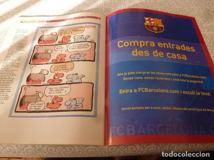 Coleccionismo deportivo: (LLL)F.C.BARCELONA Nº: 4(5-2003) POSTER OVERMARS,PACO CLOS,BARÇA CAMPEÓN BASKET FINAL FOUR - Foto 6 - 183644936