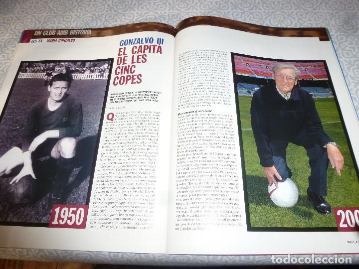 Coleccionismo deportivo: (LLL)F.C.BARCELONA Nº: 8(5-2004) POSTER VICTOR VALDÉS,ALDECOA,GONZALVO III - Foto 3 - 183647745